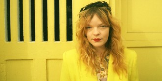 Jessica Pratt Back Baby Yellow
