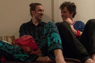 Ackerman's Jordan McAfee and Matti Dunietz