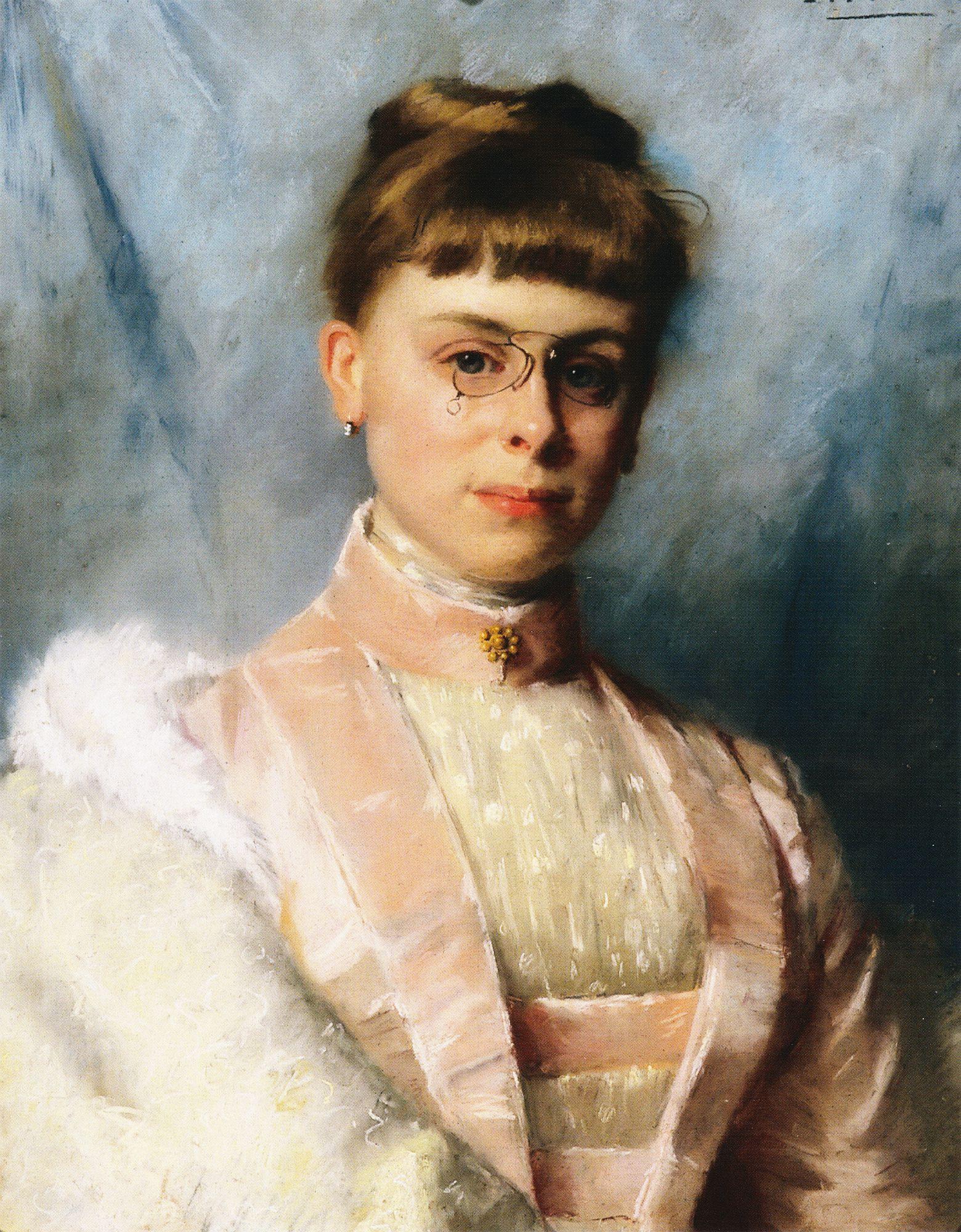 Thérèse Schwartze Johanna Eugenia Theadora Van Hoorn Schouwe