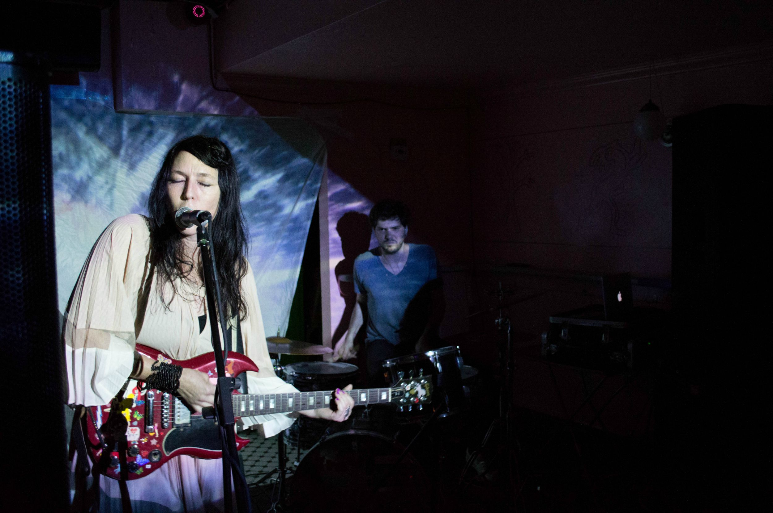 Shana Falana (NYC band) for No Smoking Media @ Elvis guesthouse