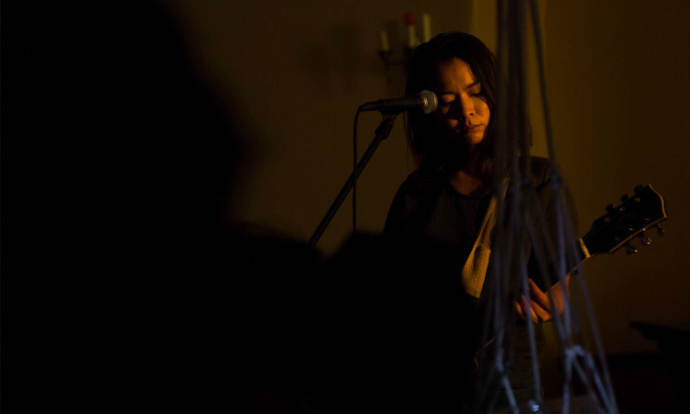 Mitski @ 129 Russell Street, Brooklyn, October 16th