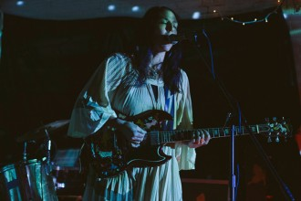 Shana Falana at ALPHAVILLE for No Smoking Media