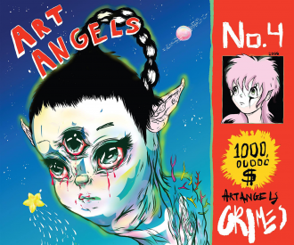 grimes-smoking-no-art-angels